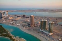 Abu Dhabi UAE Lizenzfreie Stockbilder