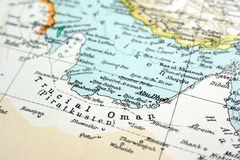 Abu Dhabi, UAE Stockbild