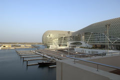 ABU DHABI, UAE Yas Marina Grand Prix Royalty Free Stock Photos
