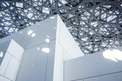 Louvre of Abu Dhabi Stock Photos