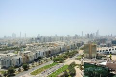 Abu Dhabi, United Arab Emirates Royalty Free Stock Photos
