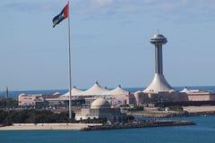 Abu Dhabi, United Arab Emirates Royalty Free Stock Images