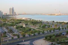 Abu Dhabi, Vereinigte Arabische Emirate Stockfotos