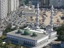 Abu Dhabi, Vereinigte Arabische Emirate Lizenzfreie Stockbilder