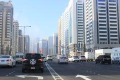 Abu Dhabi, Vereinigte Arabische Emirate, UAE Lizenzfreie Stockfotografie