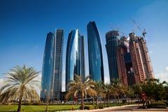 Abu Dhabi Stock Image
