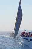 Abu Dhabi - Volvo Ocean Race Stock Photos