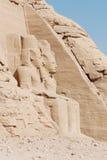 abu Egypt simbel Obraz Stock
