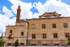 Abu'l Hasan Harakani Tomb und die Evliya-Moschee Lizenzfreie Stockfotografie