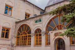 Abu'l Hasan Harakani Tomb und Evliya-Moschee Stockfoto
