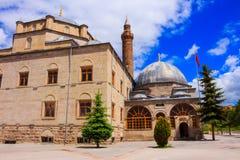 Abu'l Hasan Harakani Tomb und Evliya-Moschee Lizenzfreie Stockfotos