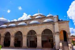 Abu'l Hasan Harakani Tomb und Evliya-Moschee Stockbilder