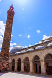Abu'l Hasan Harakani Tomb und Evliya-Moschee Stockfotografie