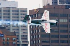 abu lotnicza byka dhabi rasy czerwień Obrazy Royalty Free