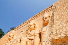 Abu-simbel Ägypten Stockfotos