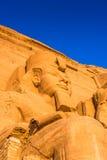 Abu Simbel, Ägypten Stockbilder