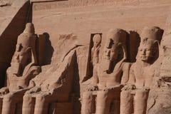 Abu simbel Royalty Free Stock Image