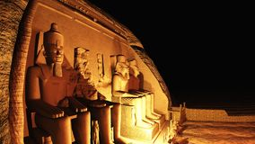 Abu Simbel Stock Photography