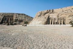 Abu Simbel Fotografia de Stock