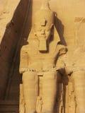 Abu Simbel Imagem de Stock