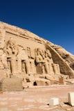 Abu Simbel Royalty-vrije Stock Foto's