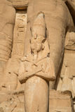 Abu Simbel 免版税库存图片