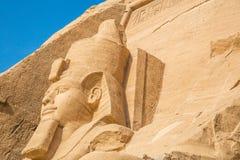 Abu Simbel 库存照片