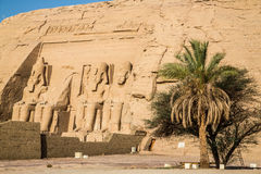 Abu Simbel 库存图片