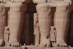 Abu Simbel Royalty Free Stock Photography