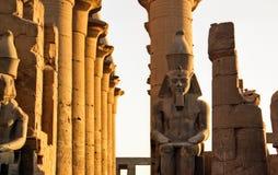 Abu Simbel Lizenzfreies Stockbild