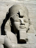 Abu Simbel fotografia stock libera da diritti