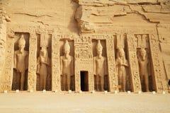 Abu Simbel Стоковое фото RF
