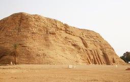 Abu Simbel Stockfotos