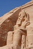 Abu Simbel image libre de droits