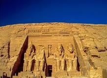 Abu Simbel Royaltyfria Bilder