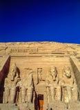 Abu Simbel Royaltyfria Foton