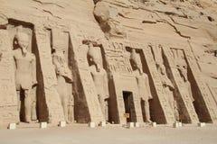 Abu Simbel Zdjęcie Stock