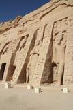 Abu Simbel Zdjęcie Royalty Free