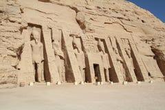 Abu Simbel Fotografia Royalty Free