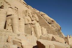 Abu Simbel Fotografia Stock