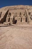 Abu Simbel, altes Ägypten Lizenzfreie Stockfotos