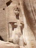 abu simbel Egiptu Zdjęcia Stock