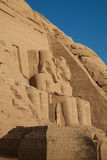 Abu Simbel Egypt Royalty Free Stock Photography