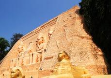 Abu simbel Egypt Obrazy Royalty Free