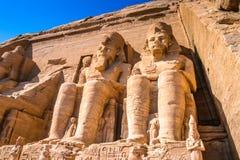 Abu Simbel, Egypt Royalty Free Stock Image