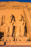 Abu Simbel, Egypt Stock Photo