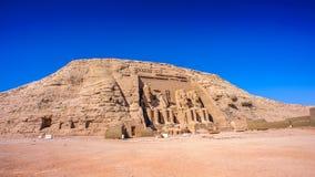 Abu Simbel, Egypt Royalty Free Stock Photography