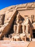 Abu Simbel, Egypt Royalty Free Stock Photos