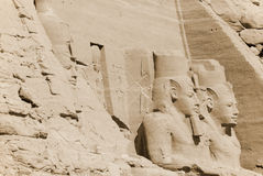 Abu simbel Egypt Royalty Free Stock Photo
