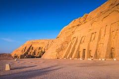 Abu Simbel, Egypt Stock Photography